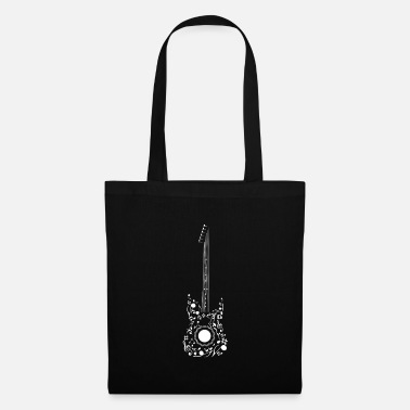 Rock N Roll Guitare - guitare - Tote Bag