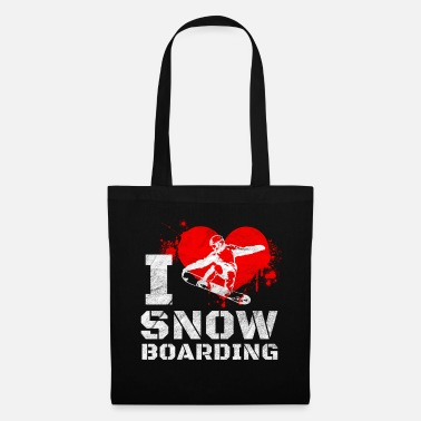 Freestyle Skieurs de snowboard - Tote Bag
