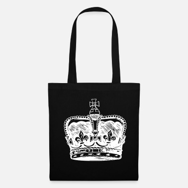 Vip Crown King Queen Queen King Royal - Tote Bag