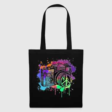 appareil photo - Tote Bag