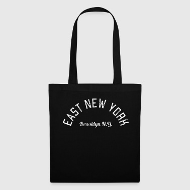 Ny Est de New York à Brooklyn - Tote Bag