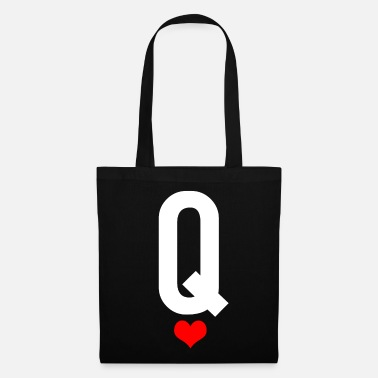 Cards Skart Queen Card Card - Tote Bag