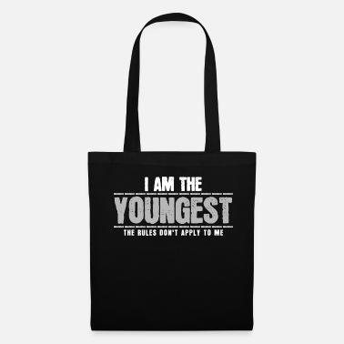 Siblings Youngest sibling - Tote Bag