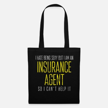 Insurance insurance agent - Tote Bag