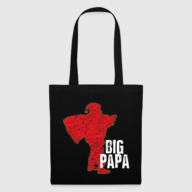 Santa Claus Big Daddy - Tote Bag