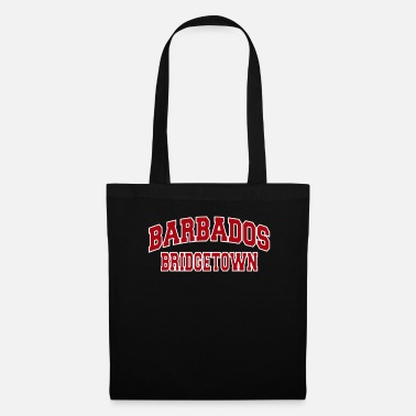 Haïti Bridgetown Barbados City Souvenir - Tote Bag