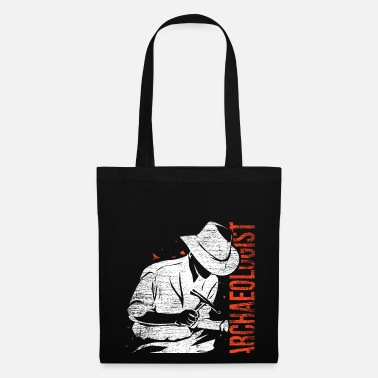 Worker Archeologist science archeology history job - Tote Bag