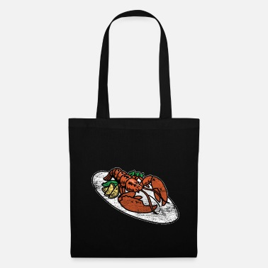 Homard Homard chef aux fruits de mer - Tote Bag