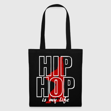 hip hop is my life - Tote Bag