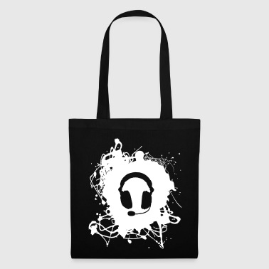 Stage Manager (black) - Tote Bag