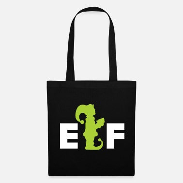 Elf elf - Tote Bag