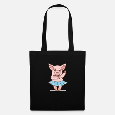Turn On Sweet piggy lucky charm lucky pig - Tote Bag