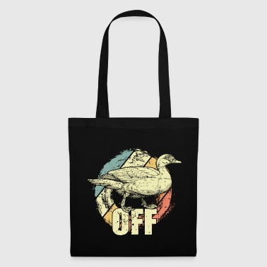 Duck Off - Tote Bag