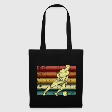 Footballeur football - Tote Bag