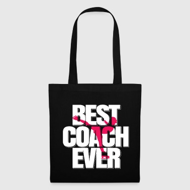 Figure Skating Figure Skating Best Coach Ever Shirt Gift - Tote Bag
