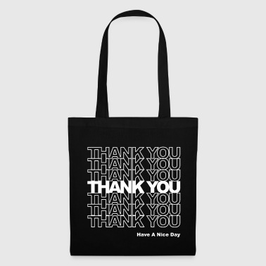 Cool Thank You - Tote Bag