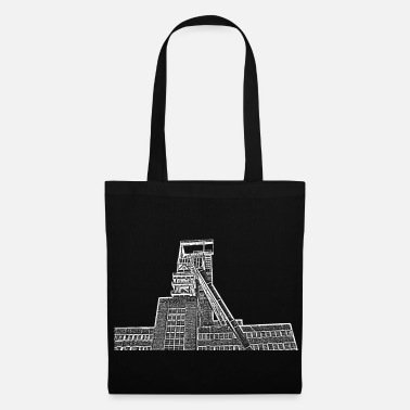 Mining ZECHE WHITE - Tote Bag