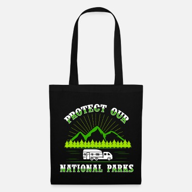 National Parc national - Tote Bag