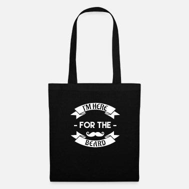 Moustache beard - Tote Bag