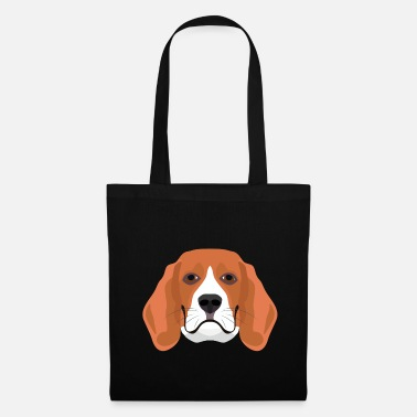 Illustration Beagle illustration - Tote Bag