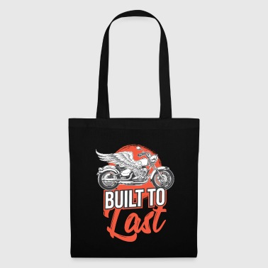 Motorcycle two-wheel road helmet hobby biker - Tote Bag