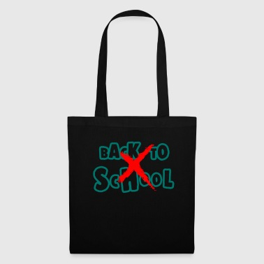 No Back To School - Tote Bag