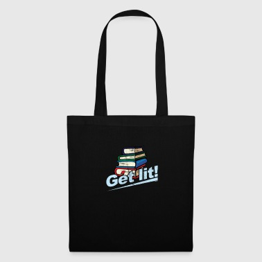 Get Lit Book Lovers Literature - Tote Bag