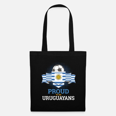 Soccer Ball Football Uruguay Uruguayans Soccer Team Sports - Tote Bag