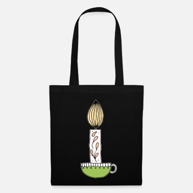 Bouger bougie - Tote Bag