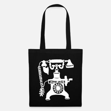 Phone phone - Tote Bag