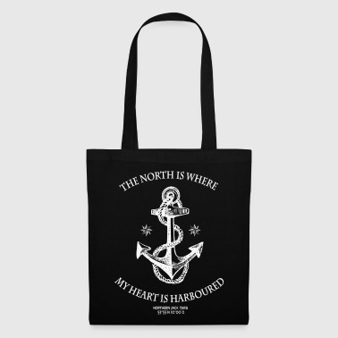 Northern Heart WH - Tote Bag