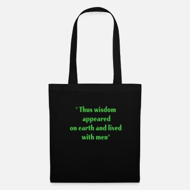 Bible words of the bible - Tote Bag