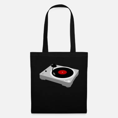 Turntable Turntable / Turntable - Tote Bag