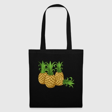 Pineapples - pineapple - Tote Bag