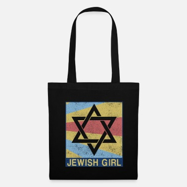 Jewish Jewish Girl Judaism Jews Menorah Jewish - Tote Bag