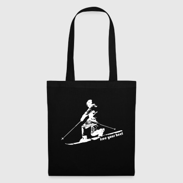 free your heels - Tote Bag