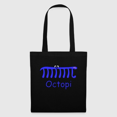 Cute Octopi - Funny Science Shirt - Stoffbeutel