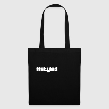 Style styled styled - Tote Bag