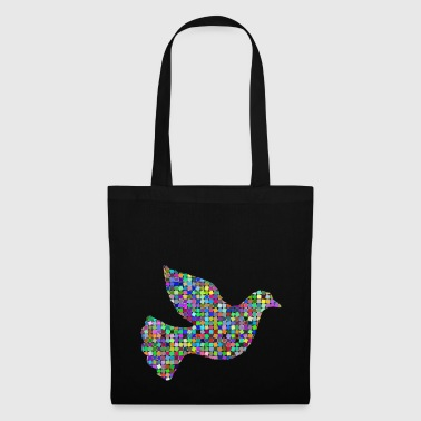 Colombie colombe - Tote Bag