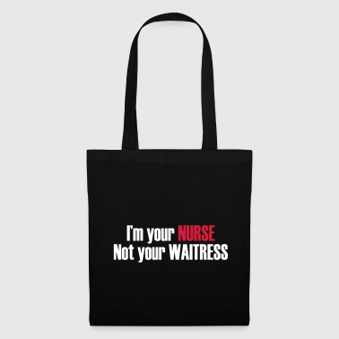 NURSE WAITER WAITRESS GIFTS SHIRT - Tote Bag