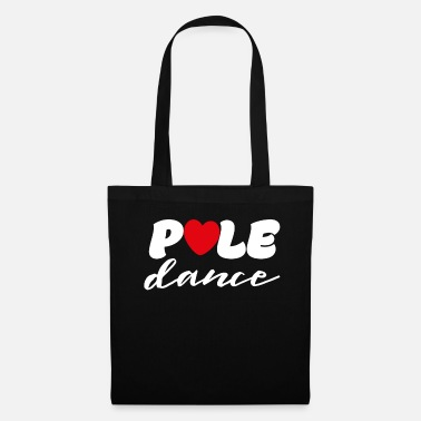 Pole-dance Pole Dance Fitness Pole Pole Dancer cadeau - Tote Bag