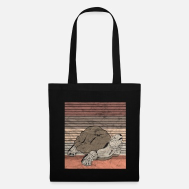 Old School Old School Retro Tortoise - Tote Bag
