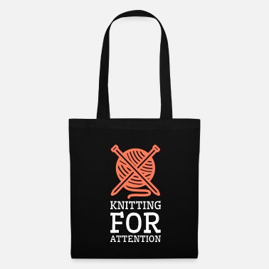 Tricoter Tricot tricot tricot - Tote Bag