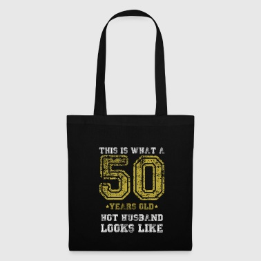 50 years old shirt gift - Tote Bag