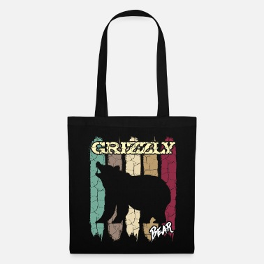 Grizzly Retro Grizzly - Kangaskassi