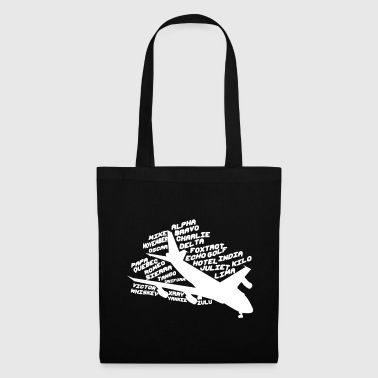 Pilot stewardess - Tote Bag