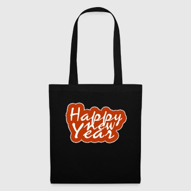 Confetti New Year and New Year's Eve - Tote Bag