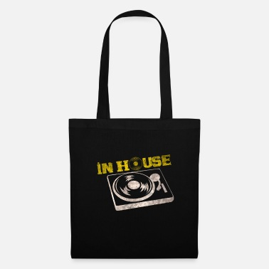 Jockey disc jockey - Tote Bag