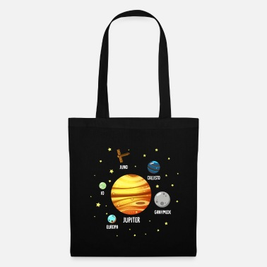 Astronomy Jupiter Planet Universe Astronomy - Tote Bag