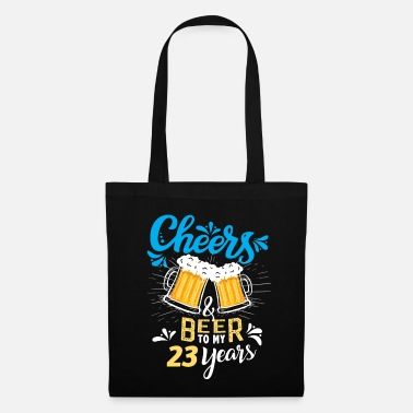 Tchin Tchin Cheers & Beer à mes 23 ans - Tote Bag